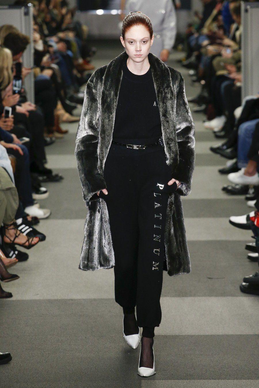249b51e9db39f Alexander Wang Fall 2018 Ready-to-Wear Fashion Show