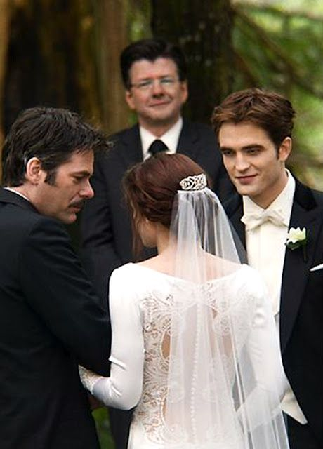 Bella and Edward Wedding