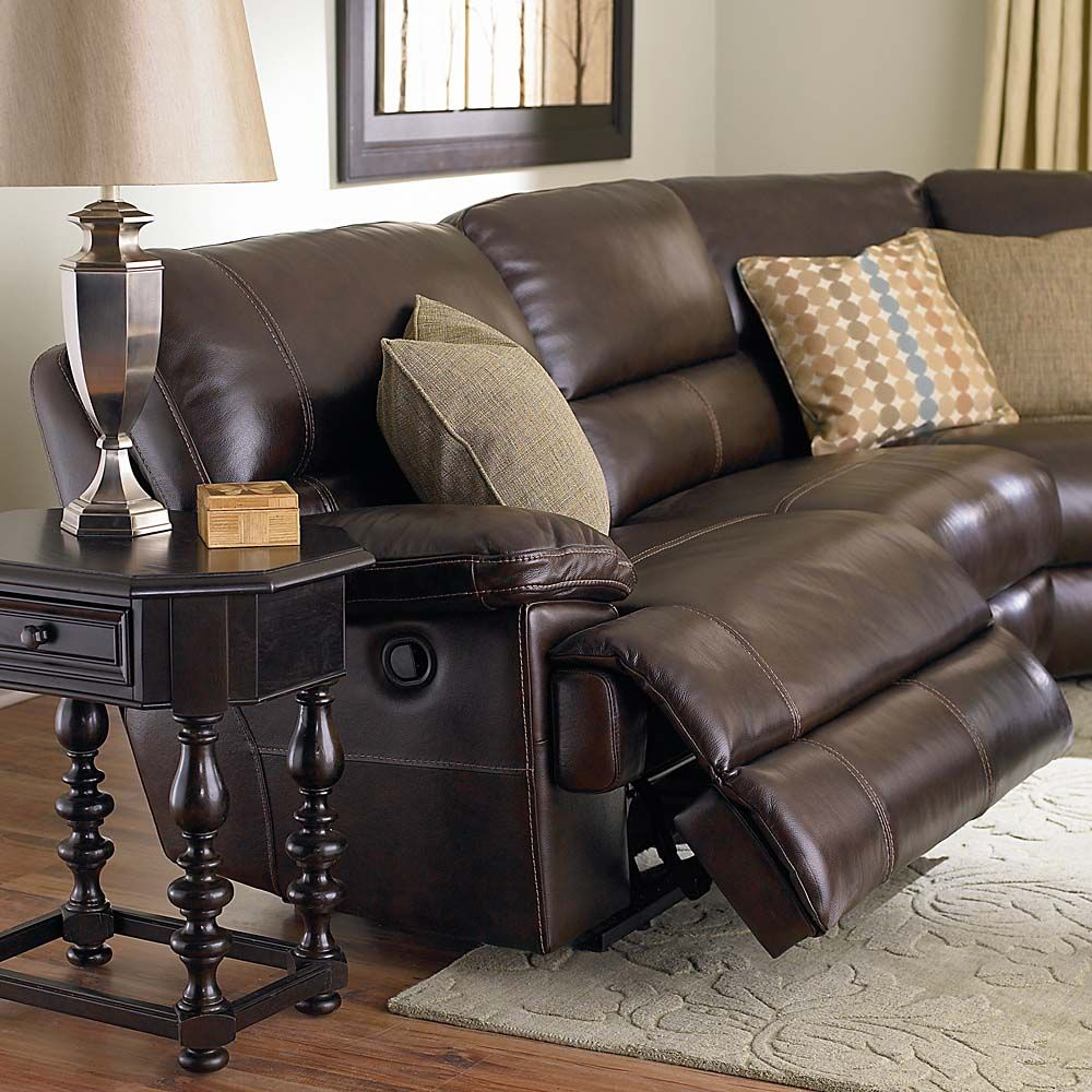 Buy Dillon Motion Sectional  Buy Custom Sectionals at Bassett Furniture. Large home furnishings selection : bassett leather sectional - Sectionals, Sofas & Couches