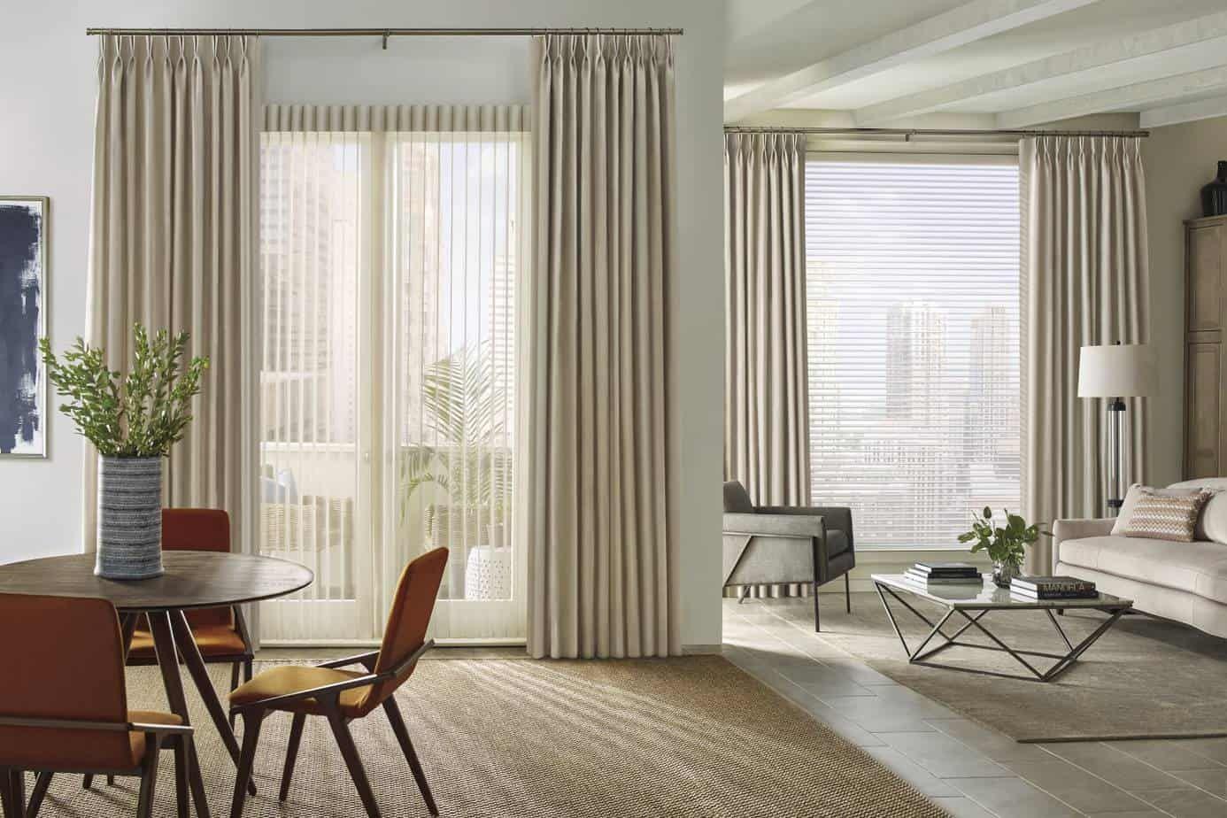 Modern Curtains 2021 Beige Living Room Blackout Curtains Modern Curtains Drapery Designs Custom Window Blinds