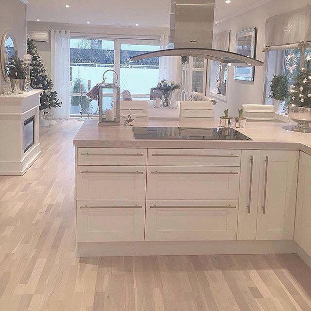 美しい家, 家, キッチン
