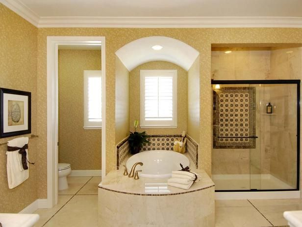 Villa Bathroom : Creative Design Consultants : Bathrooms : Pro Galleries : HGTV Remodels