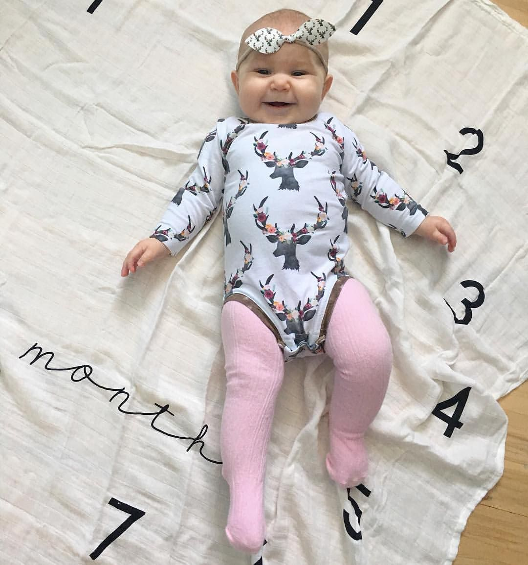 BUNCHA Babies Organic Muslin Cotton Swaddle Blankets 3 Pack Newborn Infant,