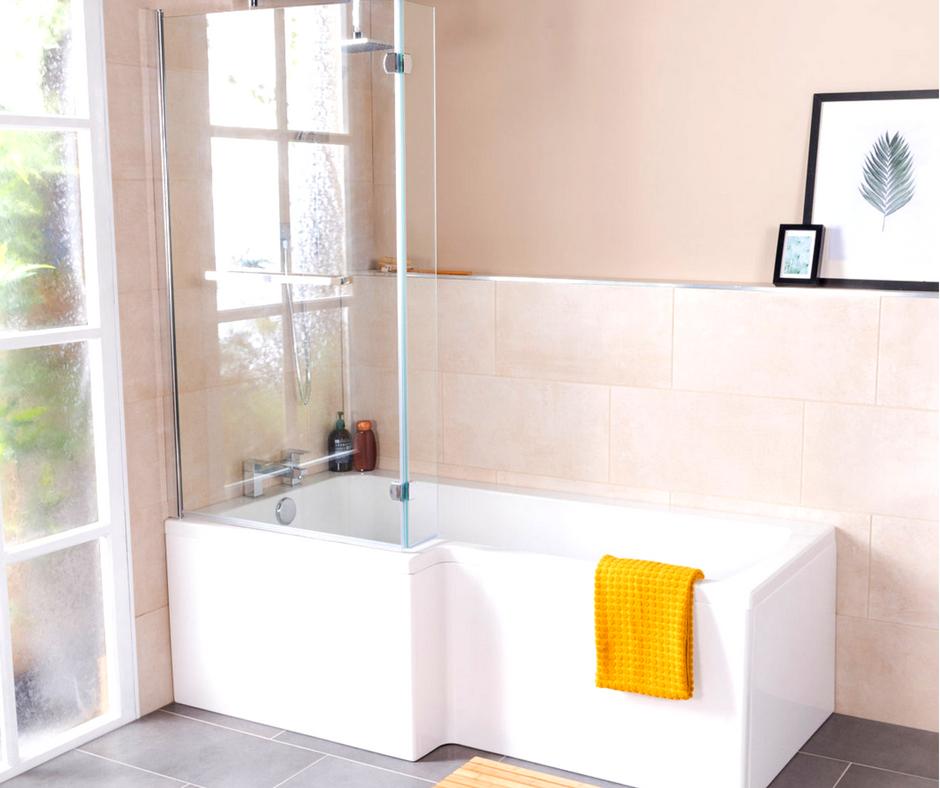Kombination Zwischen Funktionalitat Und Stil Badewanne Mit