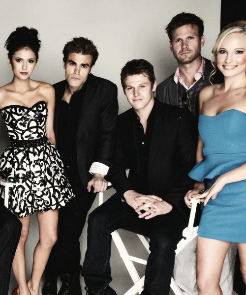 The Vampire Diaries. Love the vampire diaries.Please check out my website thanks. www.photopix.co.nz