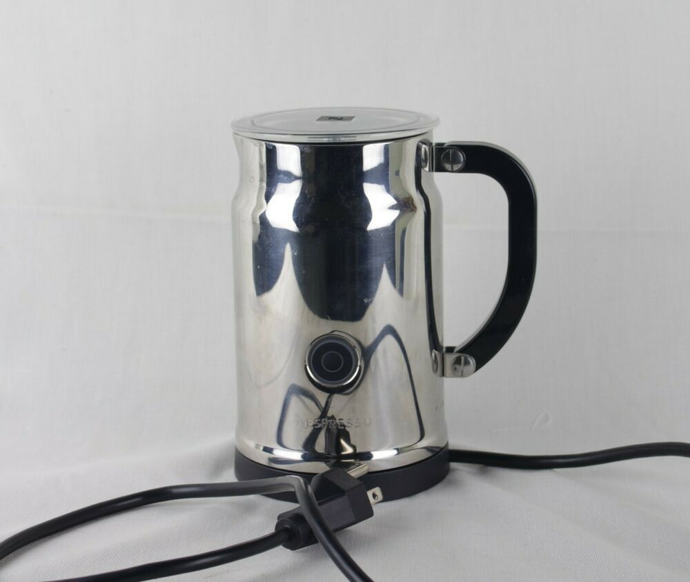 Nespresso Aeroccino Plus 3192 Stainless Steel Electric Automatic