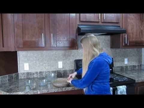 Low Carb Cooking With Judy: Low Carb Pecan Nut Pie Crust Recipe and Video -