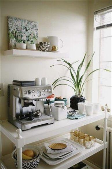 Coffee Bar Decorating Ideas Especially