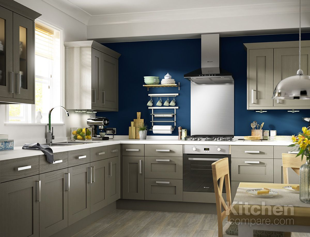 Pin by Wendy Jezile on lifestyle Taupe kitchen, Classic
