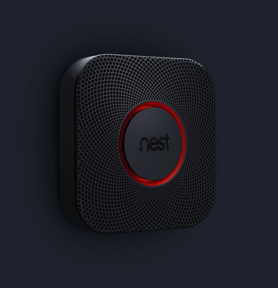 nest interlinked smoke and carbon detector
