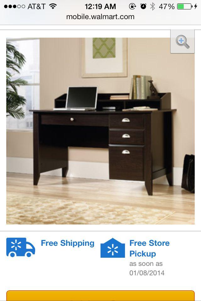 Office Desk Walmart Wood Computer Desk Home Office Design Home Office Furniture