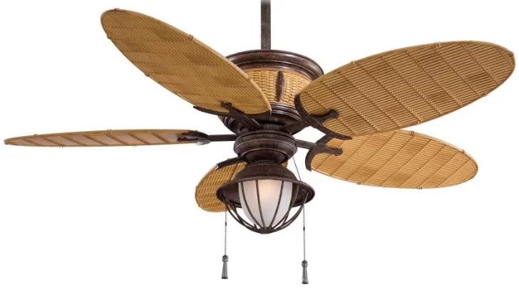 Minka Aire 52 Shangri La 5 Blade Outdoor Led Ceiling Fan Reviews Wayfair Ceiling Fan Pull Chain Nautical Ceiling Fan Ceiling Fan