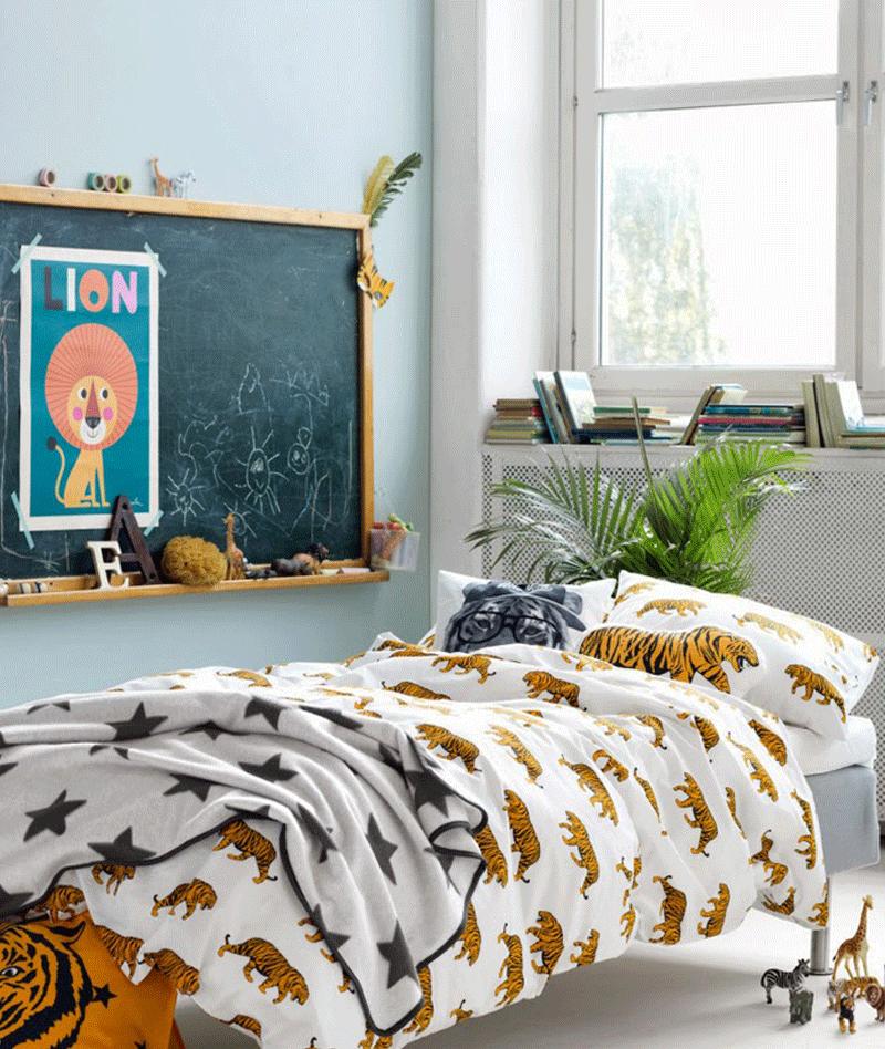 Safari Bedroom: Safari-Chic Kids' Rooms - By