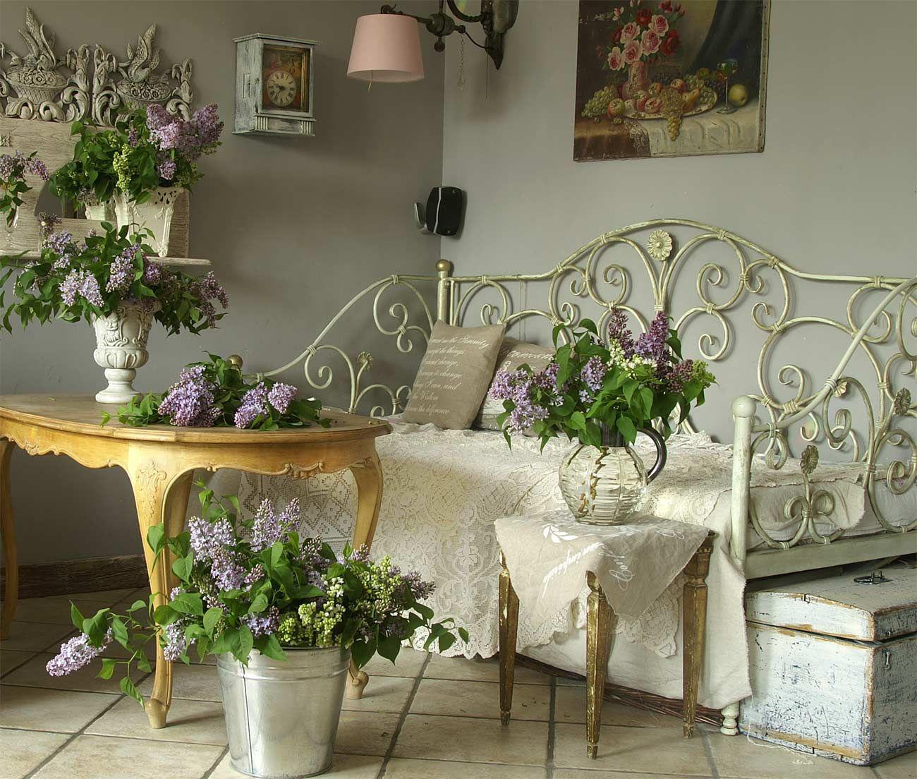 I love lilacs...