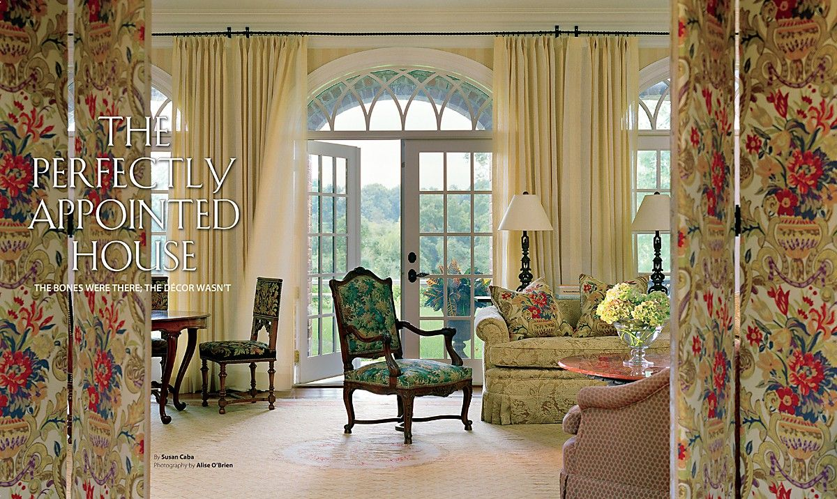 Living Rooms - St. Louis Magazine | Living room, Room ...