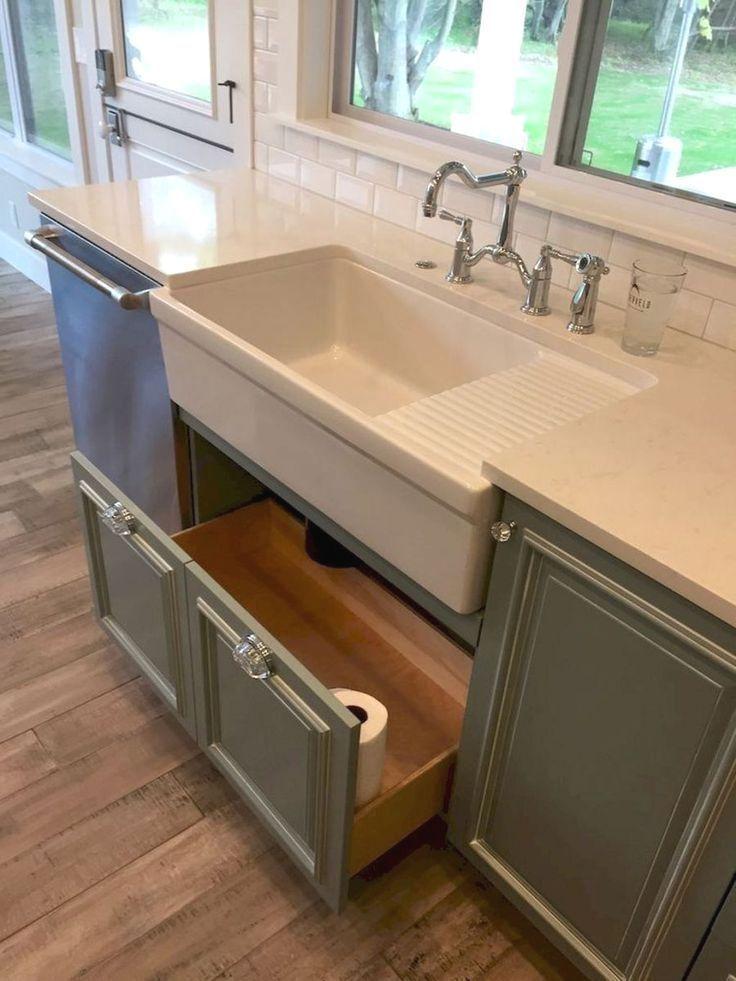 DIY köksskåpdesign