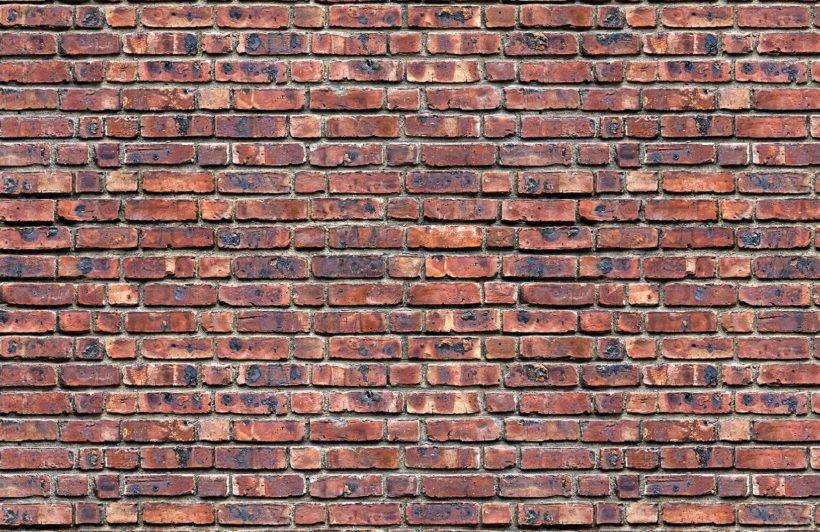 Textured Red Brick Wallpaper Muralswallpaper Brick Wall Wallpaper Red Brick Wallpaper Red Brick Walls