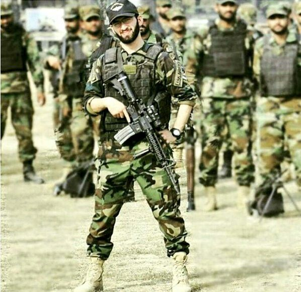 ssg cammando force world s 1st best army is pak army salute to