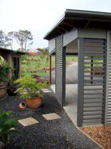 55 Adorable Modern Carports Garage Designs Ideas With Images Modern Carport Carport Carport Garage
