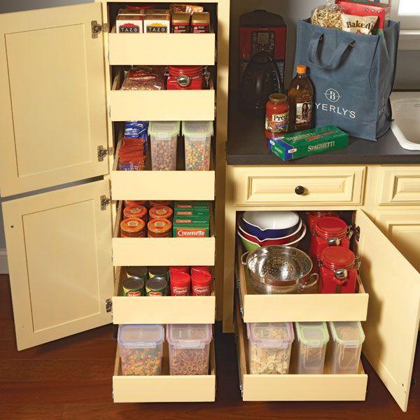 17 Best images about kitchen storage ideas on Pinterest ...