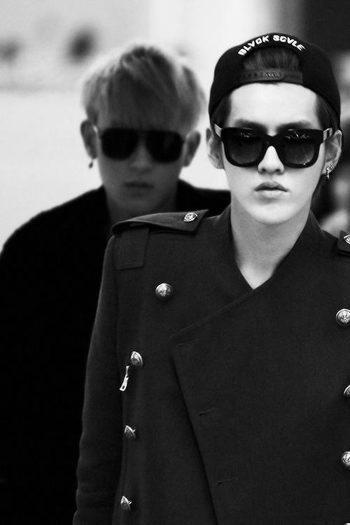 Kris #Husband and Tao