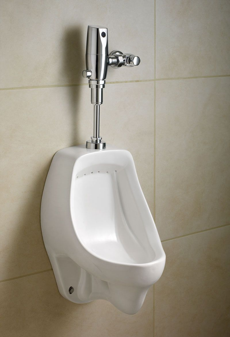 Bust of affordable and efficient residential urinals for