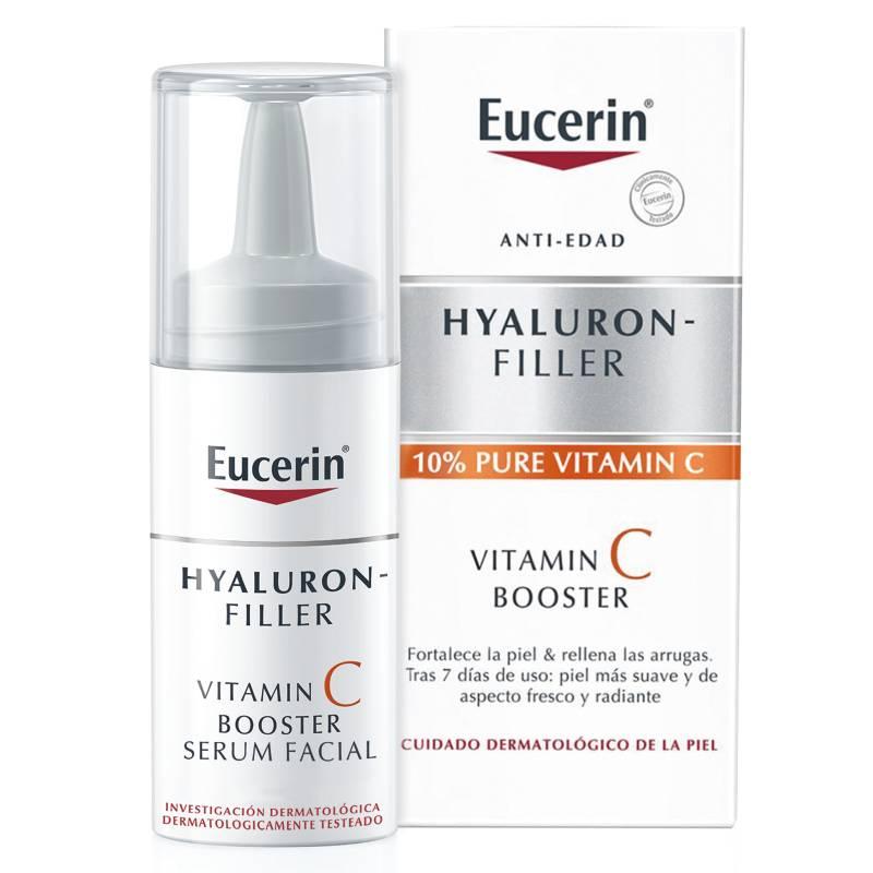 Eucerin Serum Facial 10 Pure Vitamin C Booster Falabella Com En 2020 Crema Para La Cara Cuidado Del Rostro Arrugas