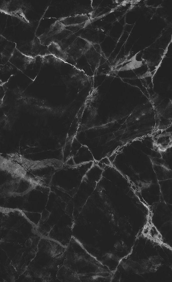Carta da parati marmo nero | Murals Wallpaper