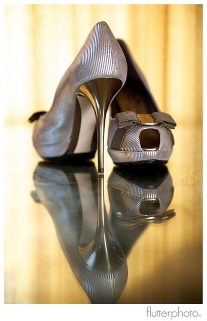 Las Vegas Wedding 2011, Salvatore Ferragamo Shoes