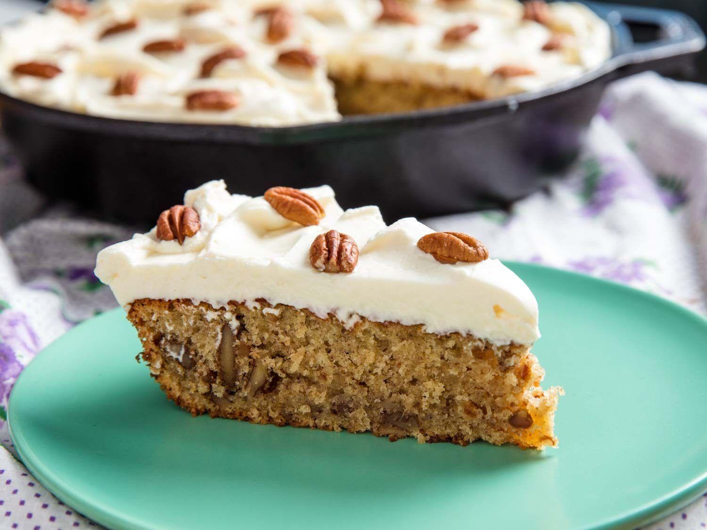 Hummingbird Skillet Cake Recipe Cake recipes, Savoury