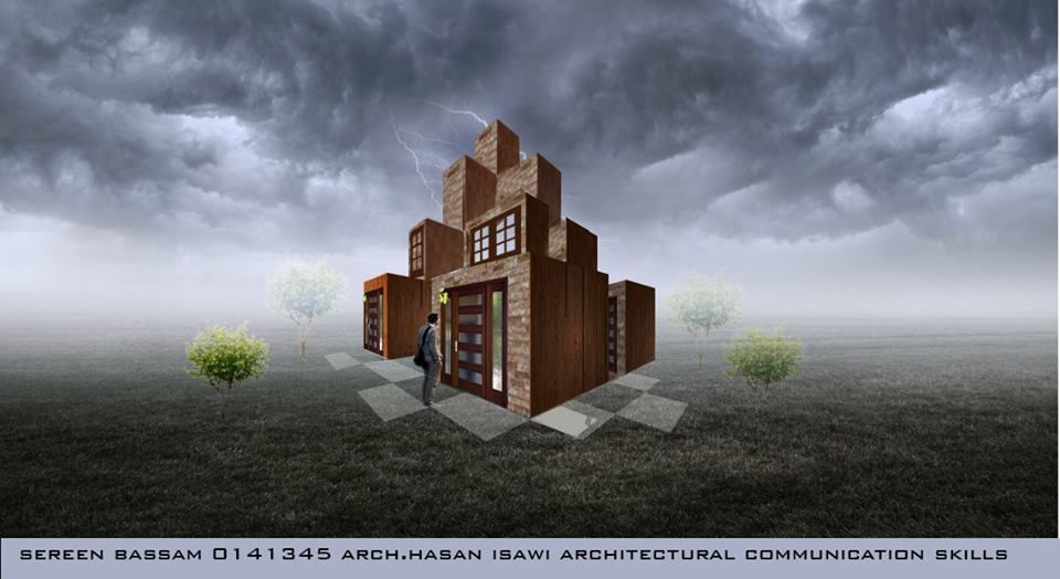Sereen Bassam‎Architectural Communication Skills- مهارات اتصال: