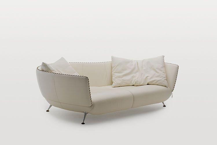 25 modelli di divani curvi dal design particolare divani pinterest design couch e decor - Divano curvo design ...