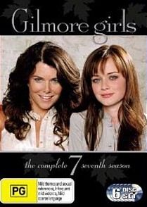Gilmore Girls season 7 *BRAND NEW & SEALED*