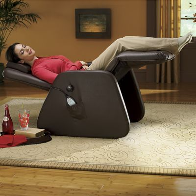 Full-Recline Zero Gravity Chair with Heat and Massage : full recline recliners - islam-shia.org