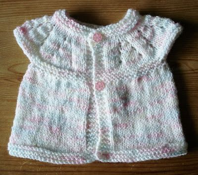 3f2bf1fff358 marianna s lazy daisy days  All-in-one Knitted Baby Tops