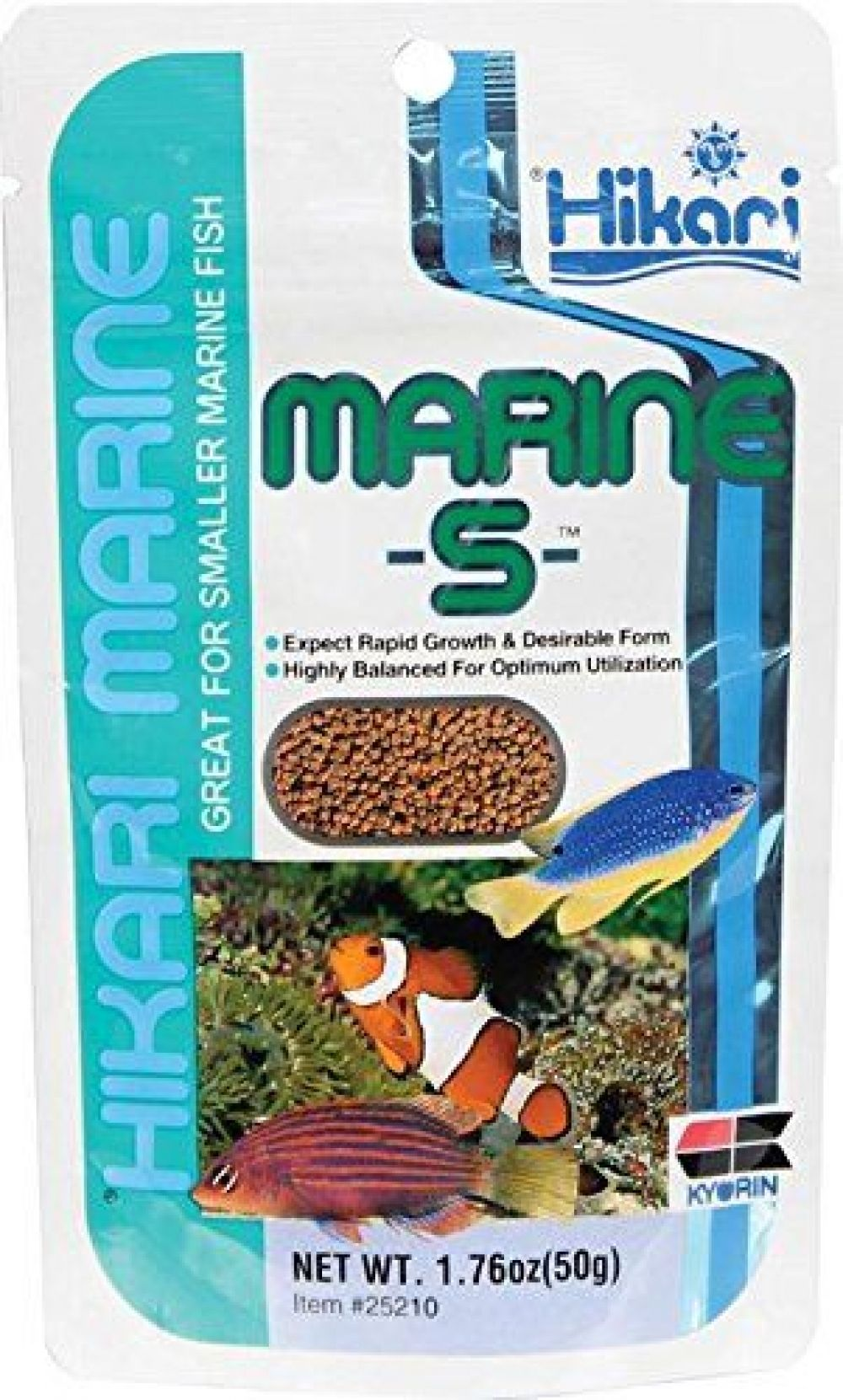 Buy Hikari Marine S Indiefur Com Fish Recipes Marine Fish Marine