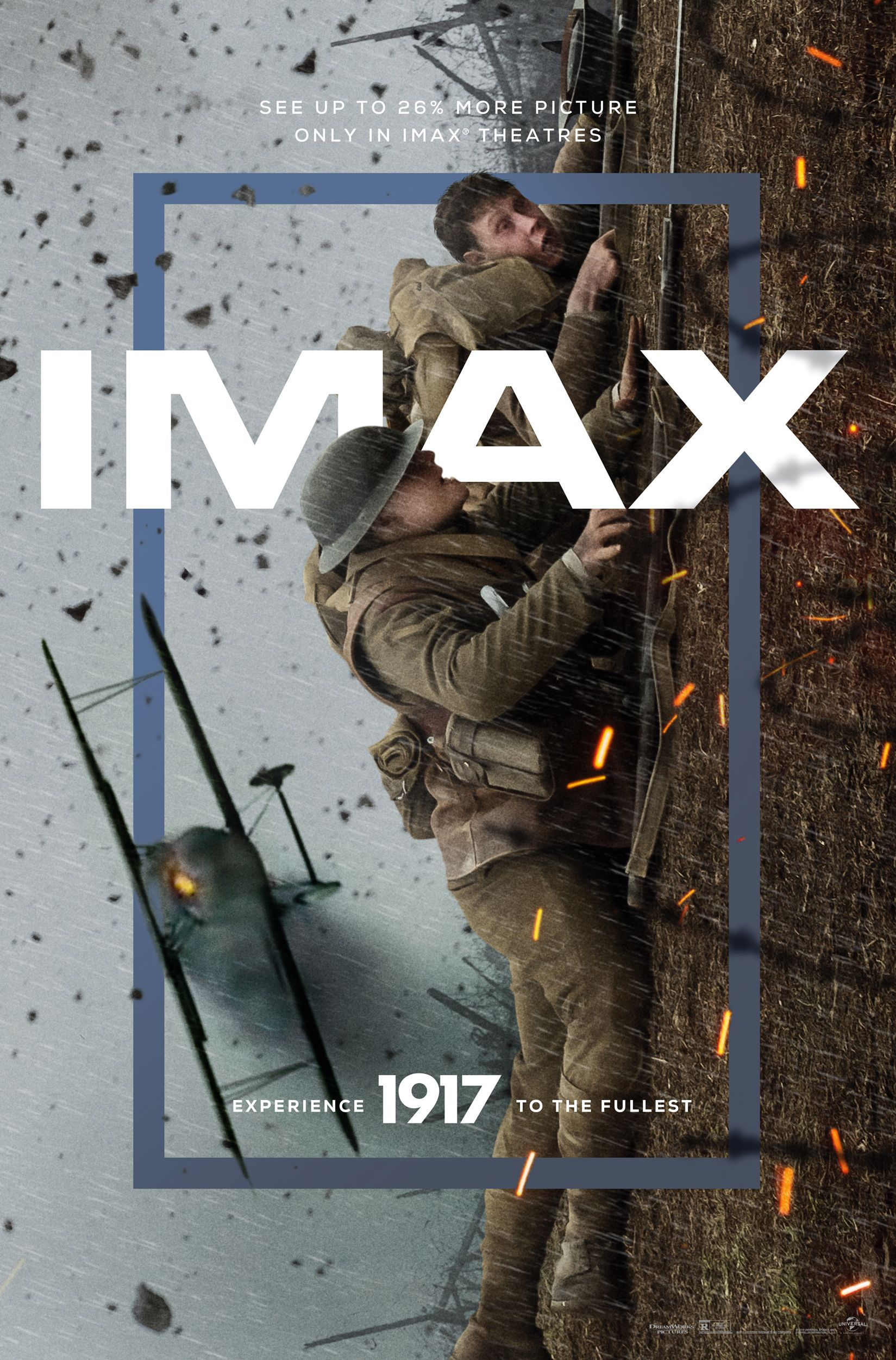 Check it out IMAX has revealed its exclusive artwork for