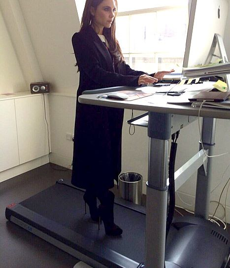 This Is The Kind Of Job I Need Something That Involves A Treadmill Desk