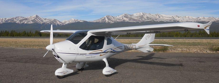 2008 flight design ctls n929ctrental rate per hour 100