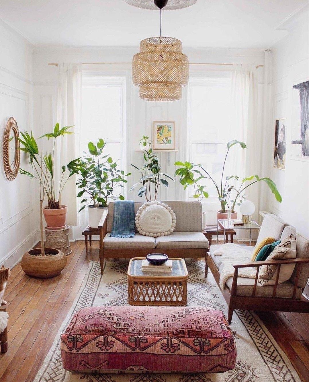30 Boho Living Room Ideas That Mum Life Beautiful Bohemian