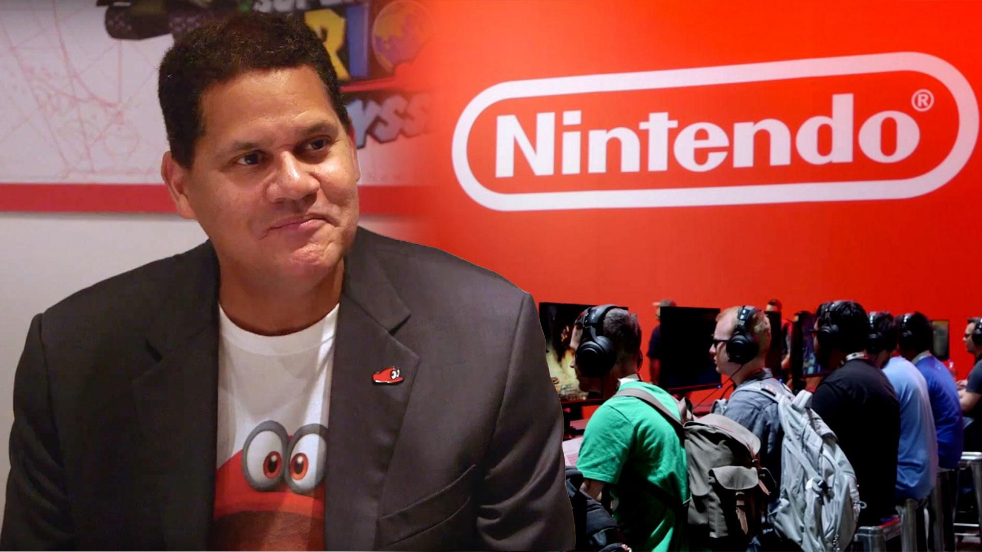 Mobile game commercial - We Spoke At Length With Nintendo Of America President Reggie Fils Aim About Fan Games Animal Crossing Mobile And The First Public