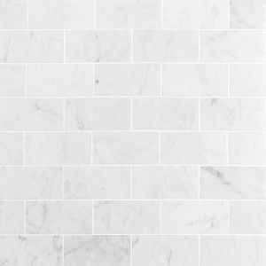 Asian Statuary 12x12 Polished Marble Tile In 2020 Marble Subway Tiles Polished Marble Tiles Marble Tile