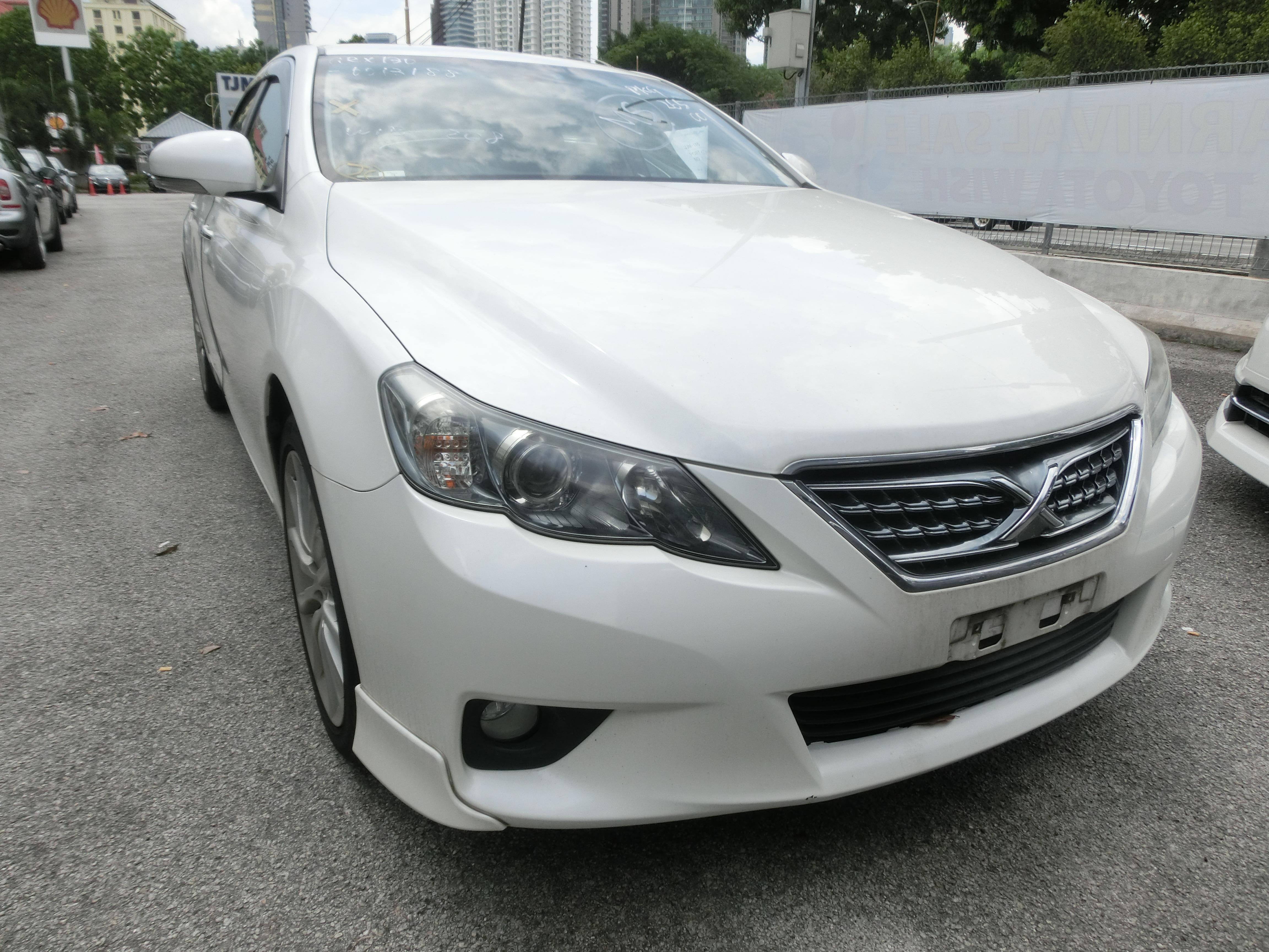 2012 Toyota MarkX 1.8 Toyota, Cars for sale, Car