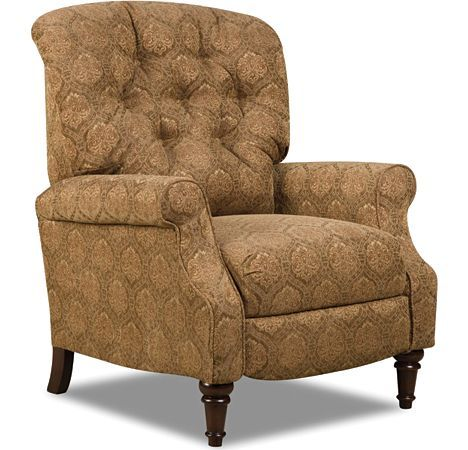 The Belle Recliner From Lane Has The Comfort Of A Big Man