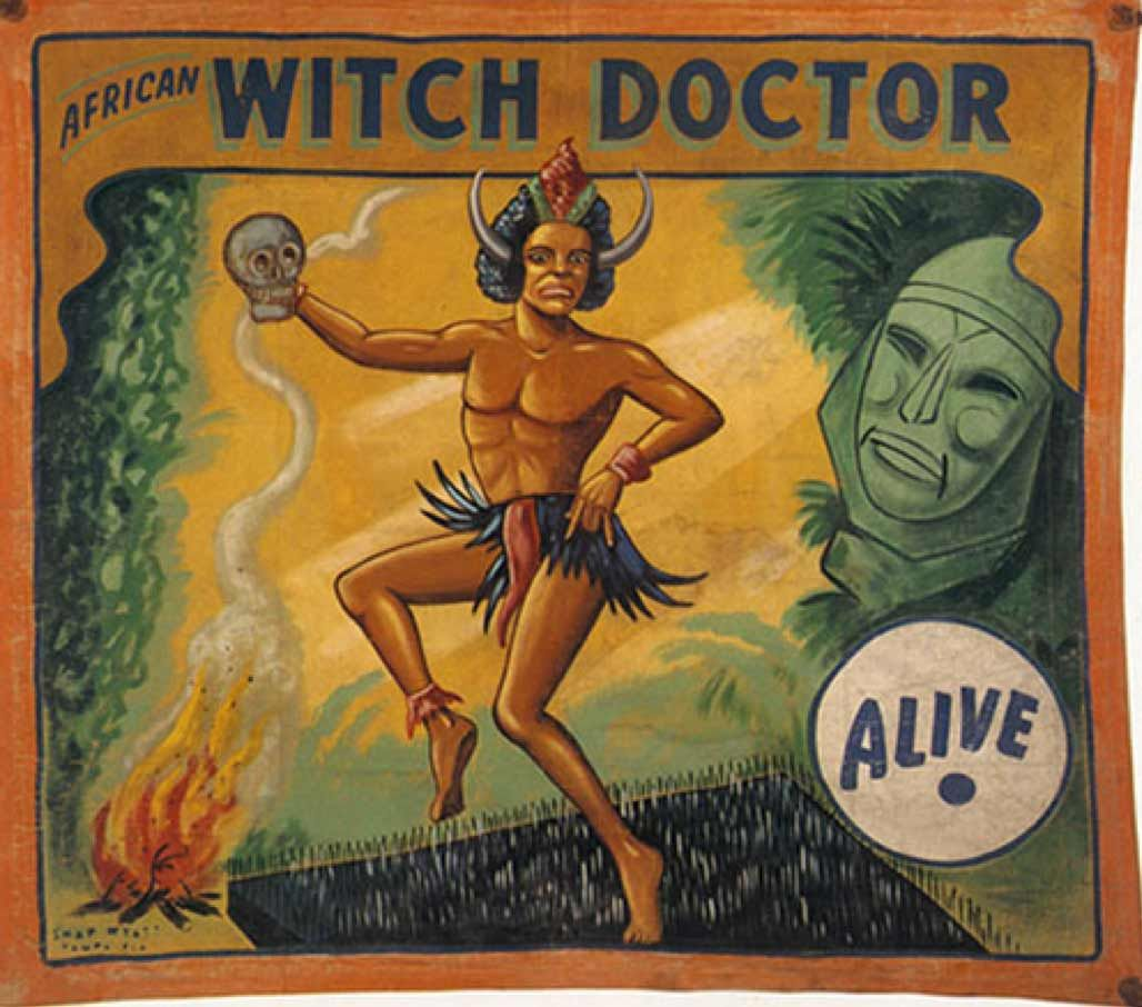 African Witch Doctor | Tickets, Please | Pinterest | Witch ...