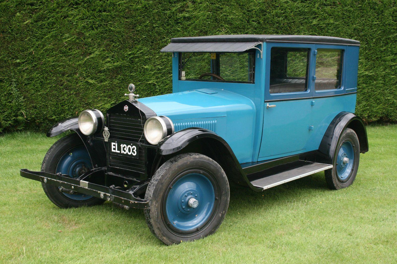 1924 hudson essex six coach rare 2 door coach super