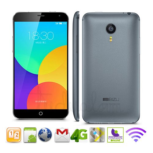 "Meizu mx4 pro octacore- lte: 4g -16gb rom -3gb ram - 5.5"" fhd > Móviles meizu > Teléfonos móviles libres | Tudualsim dual sim android | Moviles libres dualsim doble sim"