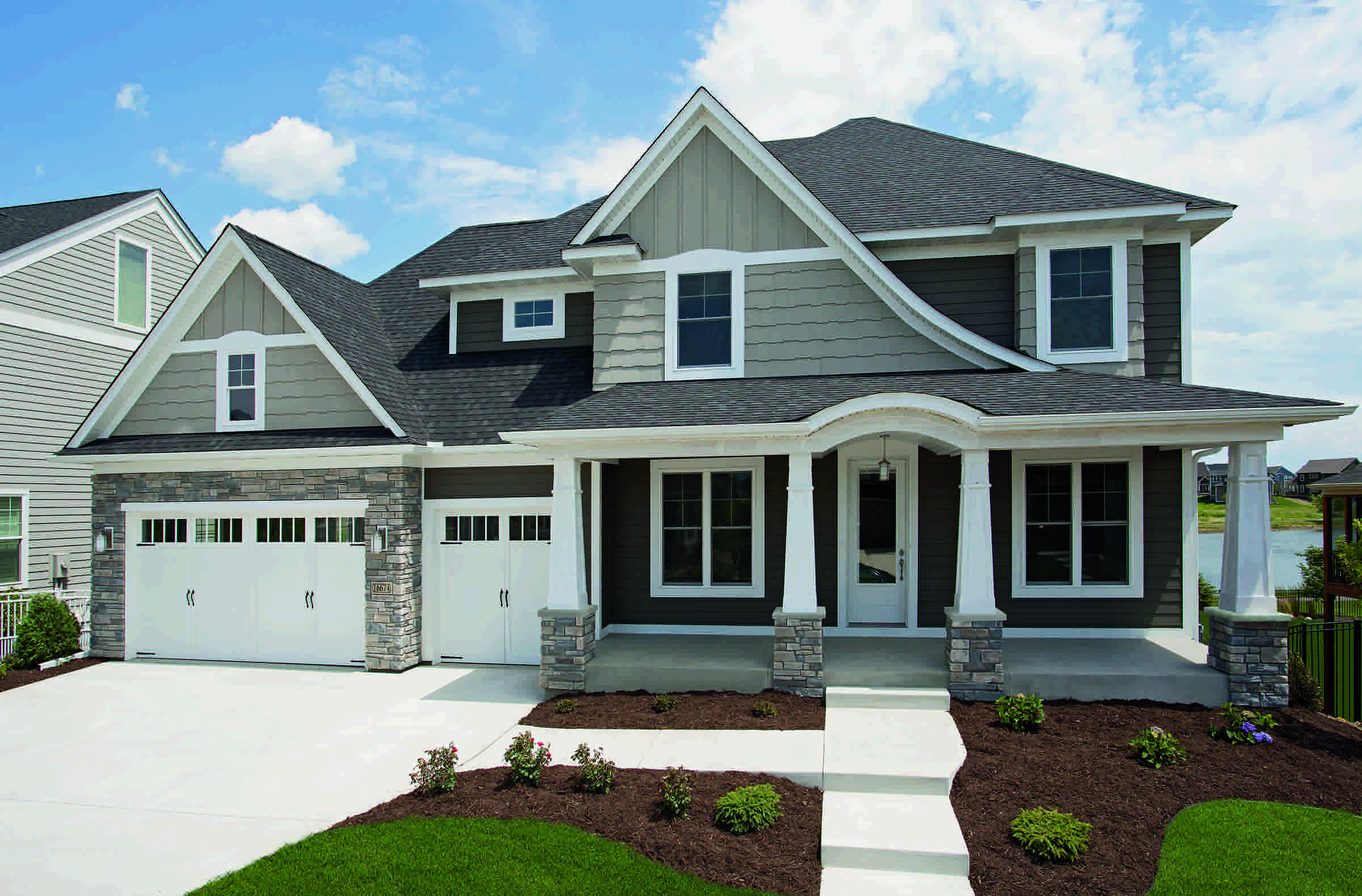 Upgrade your home\'s exterior design with Encompass by Pella® vinyl ...