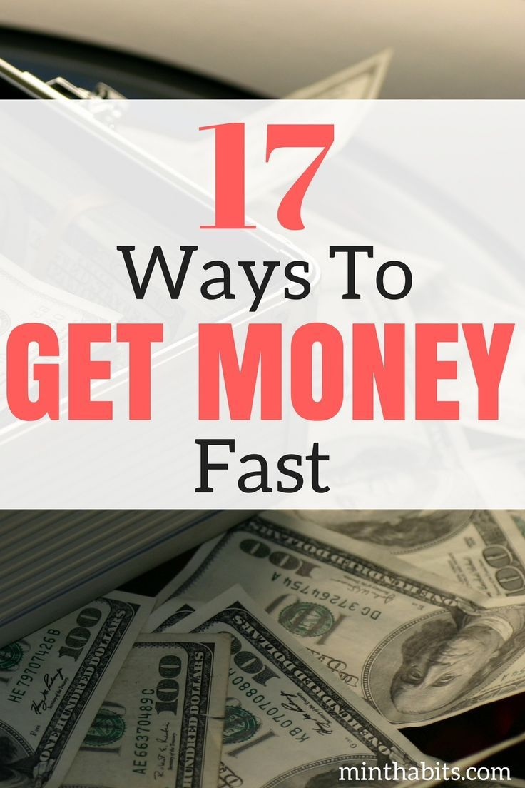 Fast easy ways to make money today
