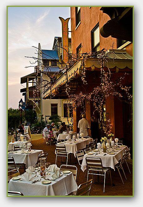 Onano Cafe Greatest Italian Food Ever Rosemary Beach Fl
